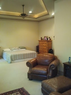 Bedroom and Sitting Area